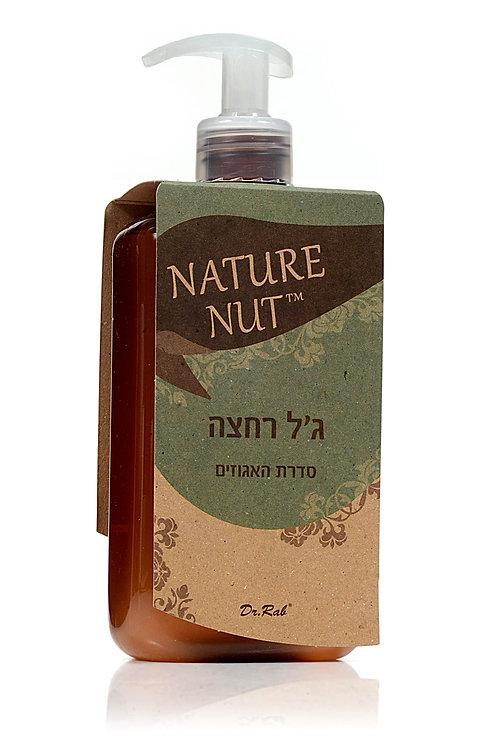 ג'ל רחצה NATURE NUT