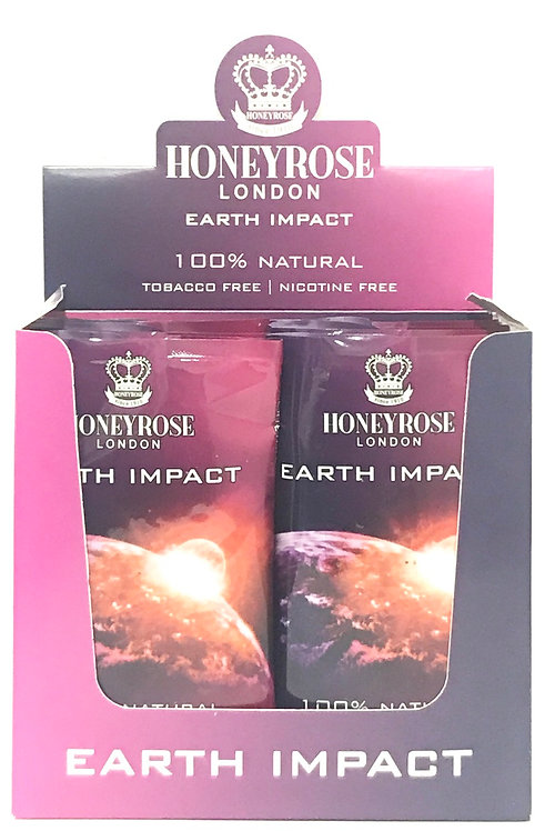 HONYROSE - תערובת עישון צמחית ללא ניקוטין