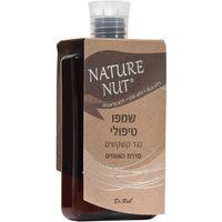 שמפו טיפולי נגד קשקשים NATURE NUT