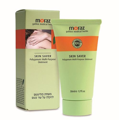 מורז - סקין סייבר משחת הצלה לעור פגום (משושת)