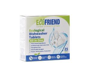 אקופרנד - טבליות למדיח כלים ecofriend