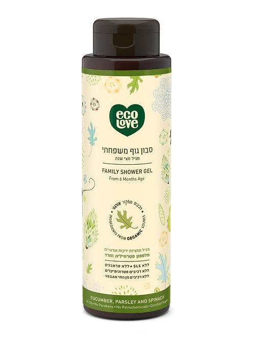 סבון ירוק ecoLove