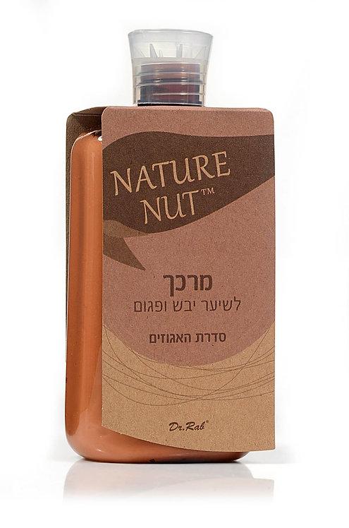 מרכך לשיער יבש ופגום NATURE NUT