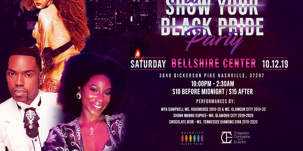 Official Show Your Pride Party