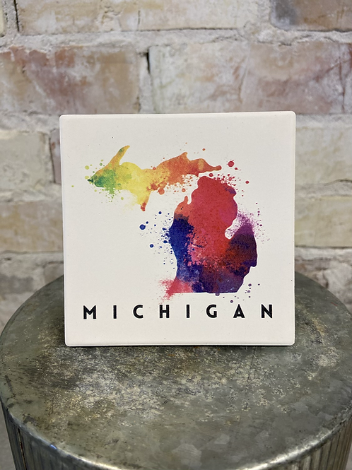 Water color Michigan
