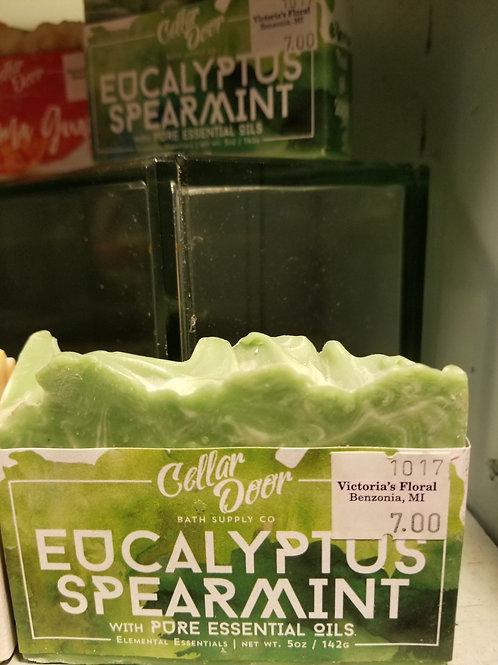 Cellar door: eucalyptus mint