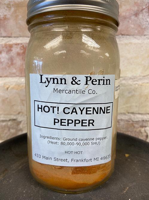 HOT! Cayenne Pepper