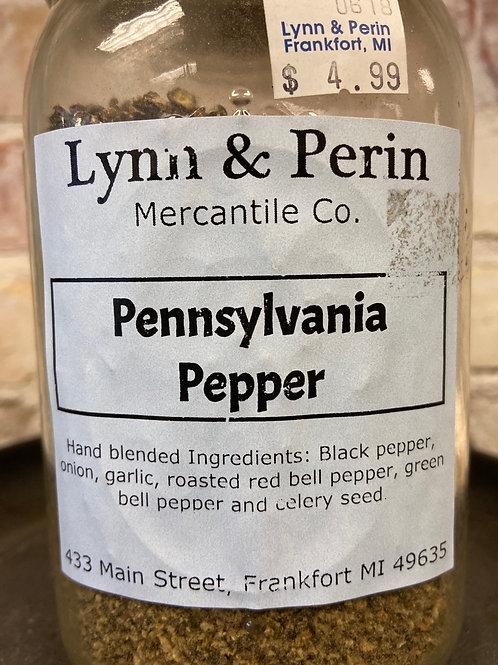 Pennsylvania Pepper