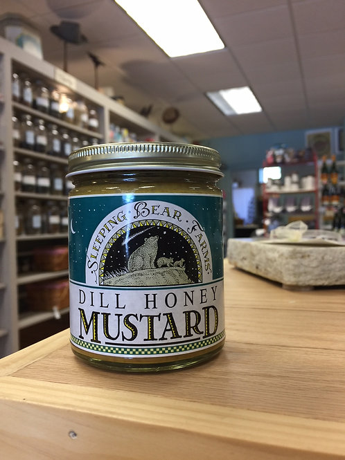 Sleeping Bear Farms - Dill Honey Mustard