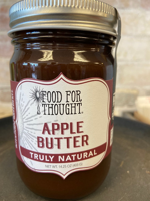 Food For Thought Apple Butter