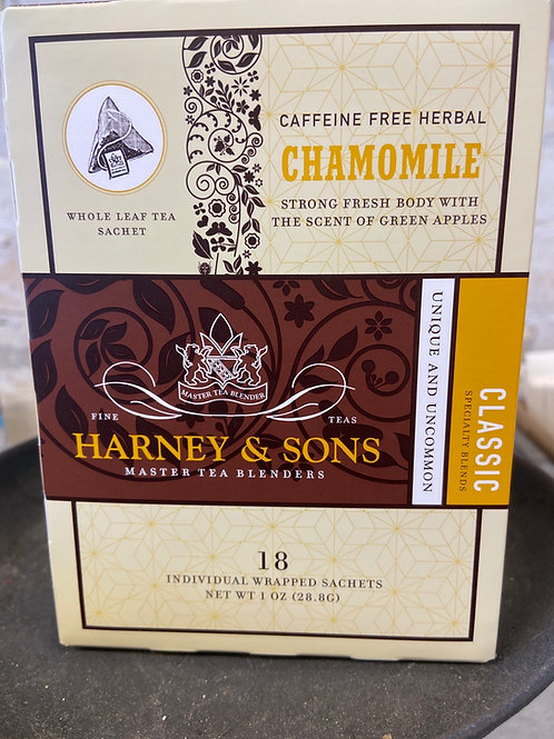 HARNEY & Sons Chamomile Tea