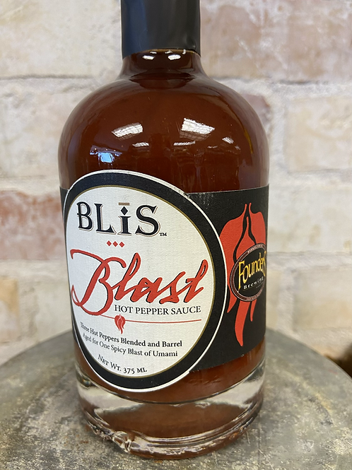 Bliss Blast Hot Pepper Sauce