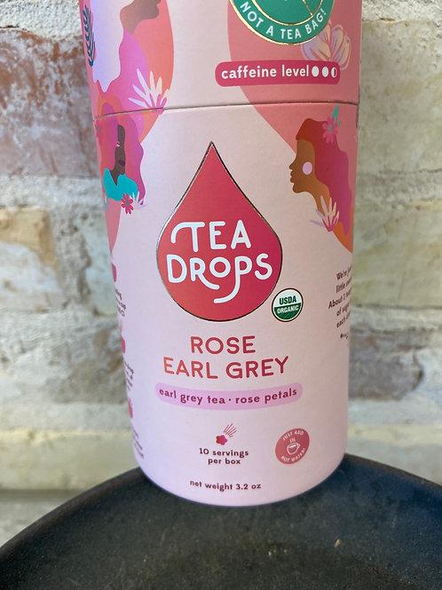 Tea Drops Rose Earl Grey