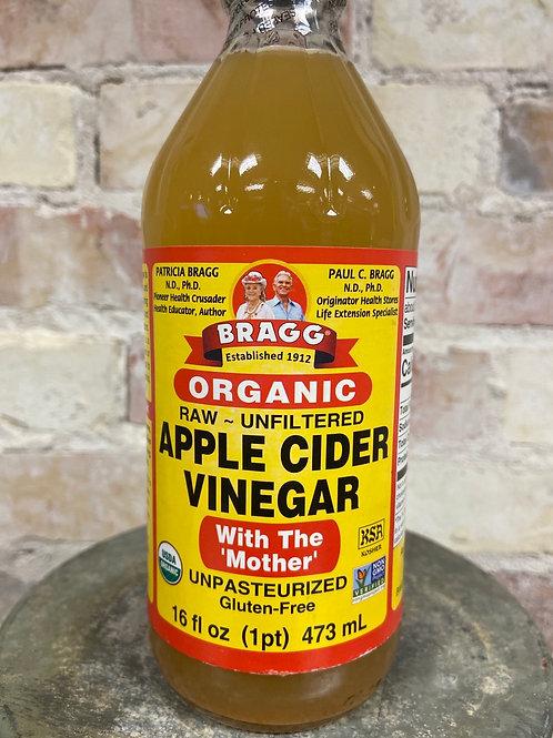Bragg Organic Raw Apple Cider Vinager