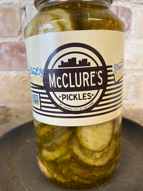 McClure's Bread & Butter Pickles