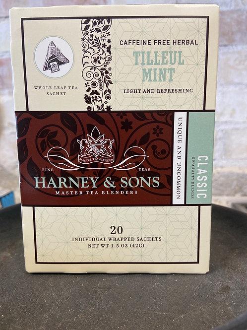 Harney & Sons Tilleul Mint