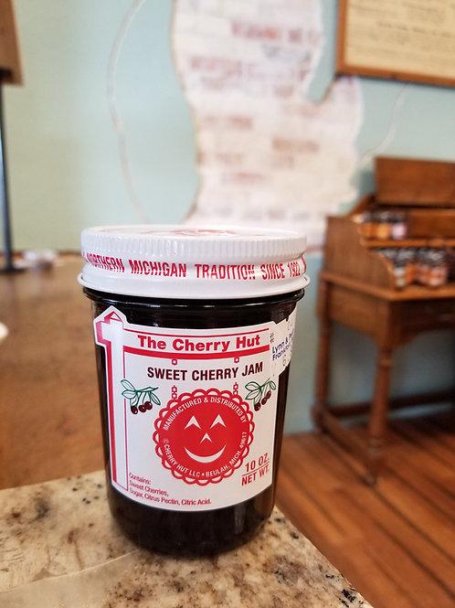 🍒 cherry hut: sweet cherry jam