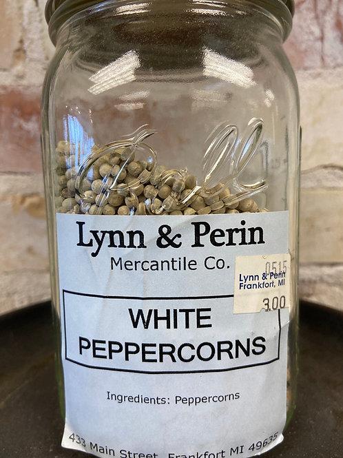 Lynn& Perin - White Peppercorn