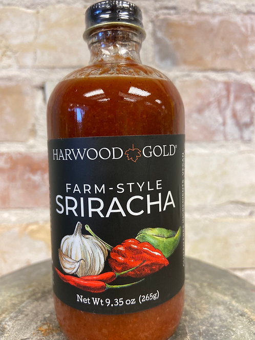 Harwood Gold Farm Style Sriracha