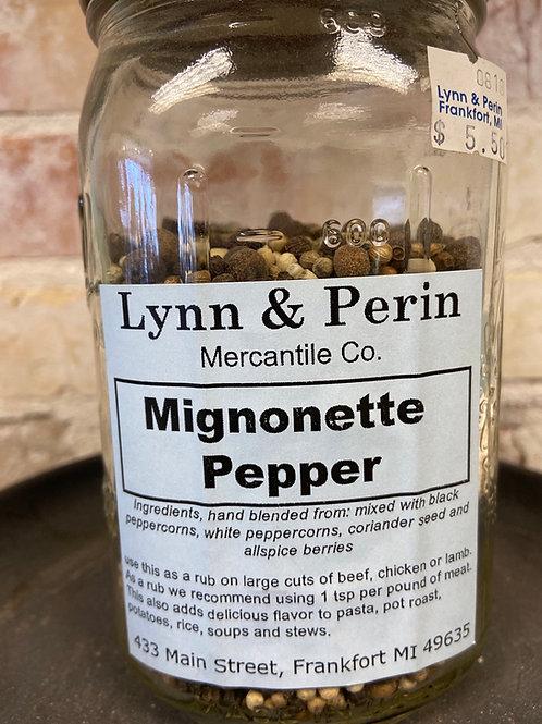 Mignonette Pepper