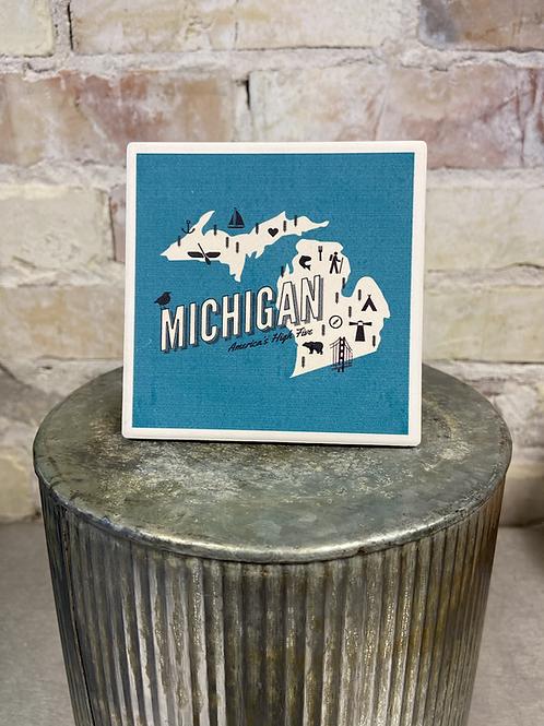 Michigan Americas High Five