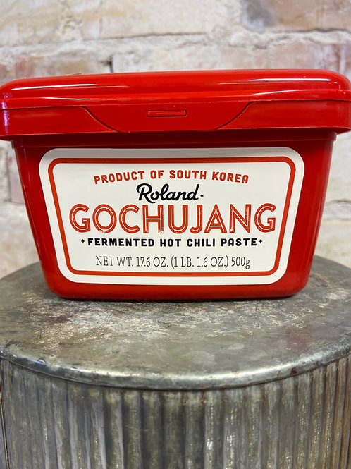 Fermented Hot Chili paste