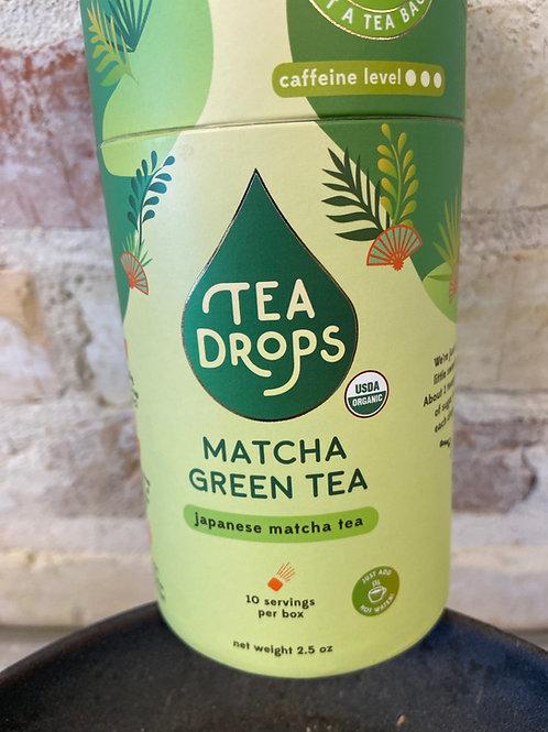 Tea Drops Matcha Green Tea