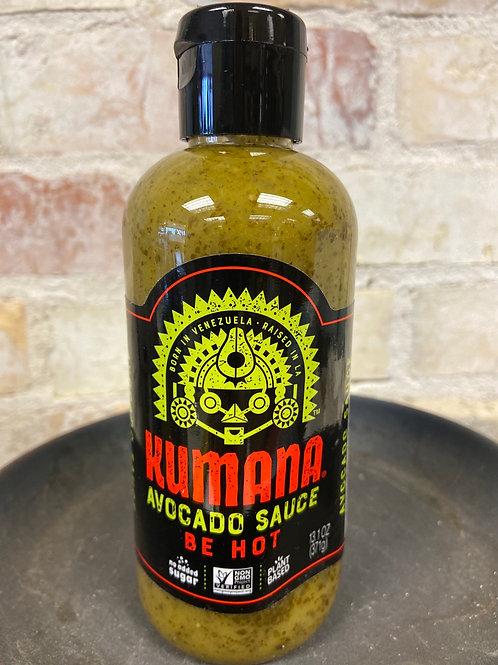 Kumana Avacado Sauce Be Hot