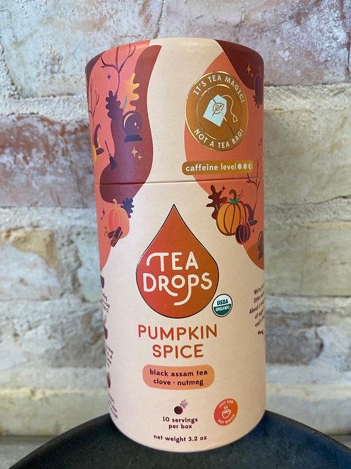 Tea Drops Pumpkin Spice