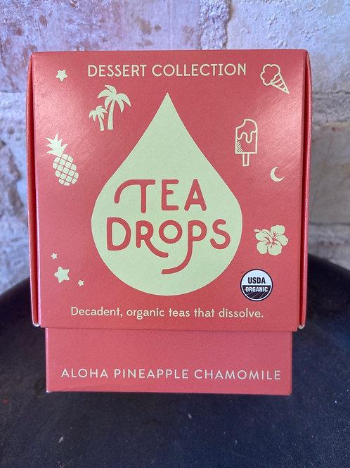 Tea Drops Dessert Collection Aloha Pineapple Chamomile