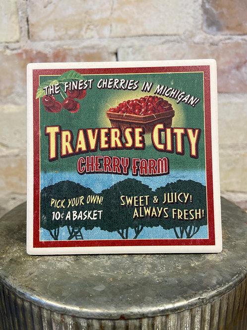 The Finest Cherries 🍒 in Michigan