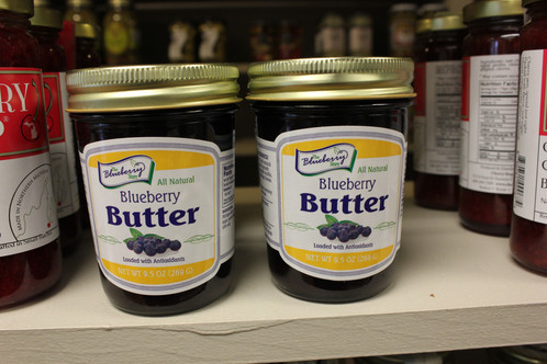 The Blueberry Store - Blueberry Butter