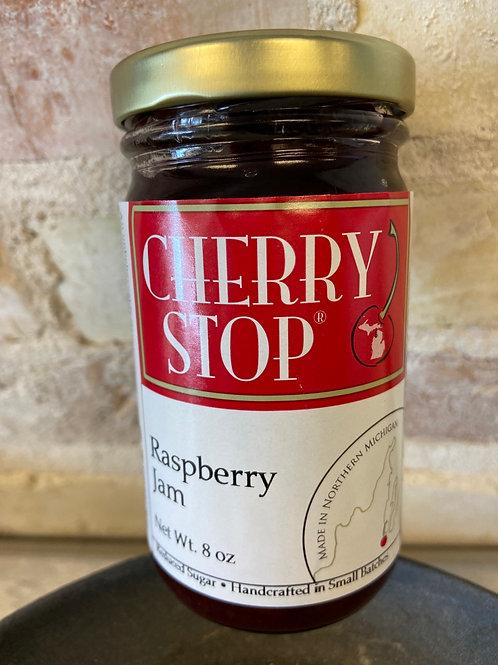 Cherry Stop Raspberry Jam