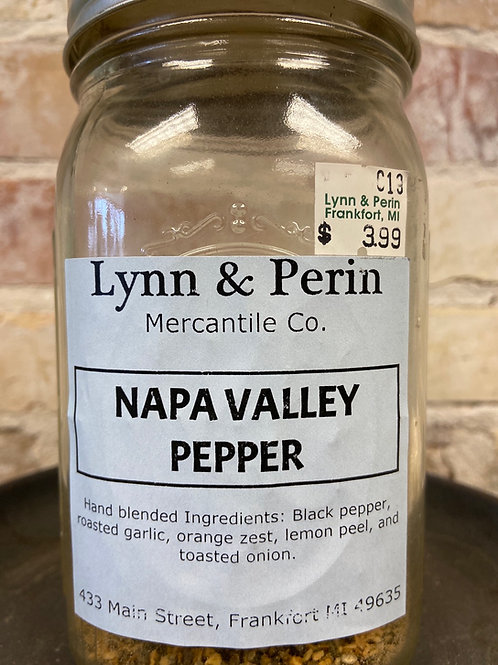 Napa Valley Pepper