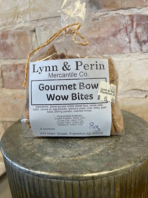 Gourmet Bow Wow Bites