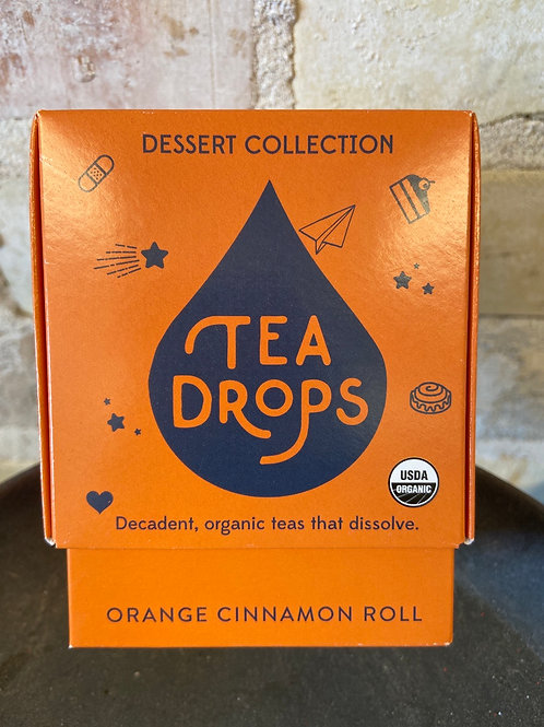 Tea Drops Dessert Collection/Orange Cinnamon Roll