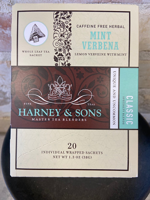 Harney & Sons Mint Verbena