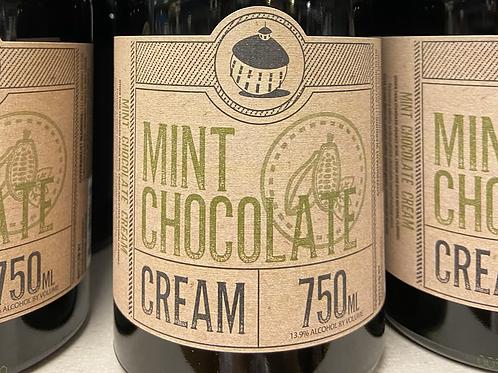Round Barn Mint Chocolate Cream Wine