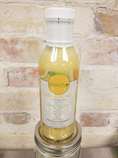 Drench, Citrus Honey Vinaigrette