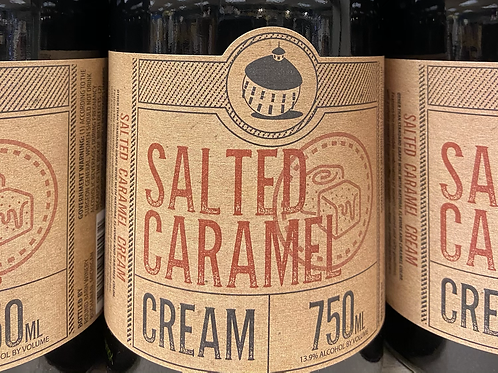 Round Barn Salted Caramel Cream Wine