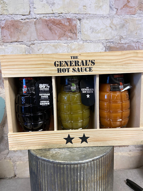 The Generals 2 Star Package