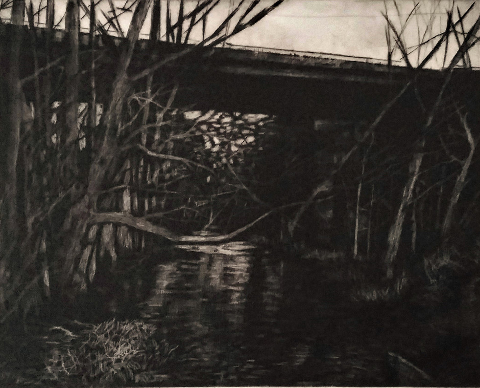 Below the Bridge, 2016