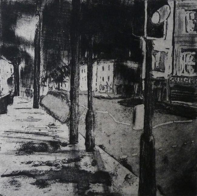 Nightwalk, loampit