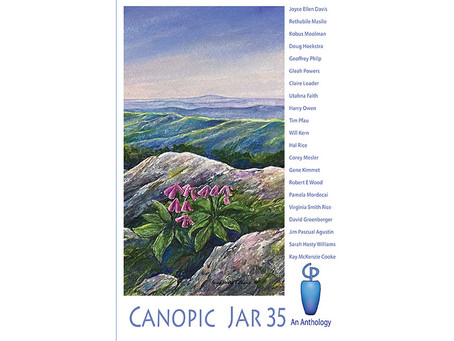 Canopic Jar 35: An Anthology
