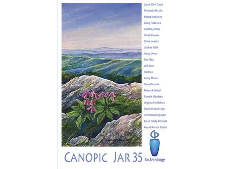 Canopic Jar 35: An Anthology