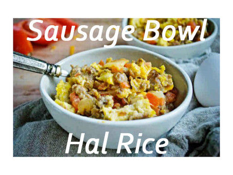"""Hal Rice: """"Sausage Bowl"""""""