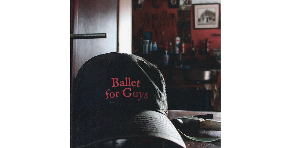 Ballet for Guys, a novel by Will Kern (eBook)