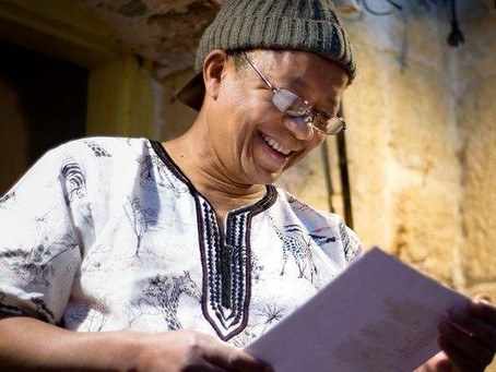 """Sangoma,"" a poem by Rethabile Masilo"