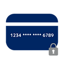 Secure Card Storage Icon