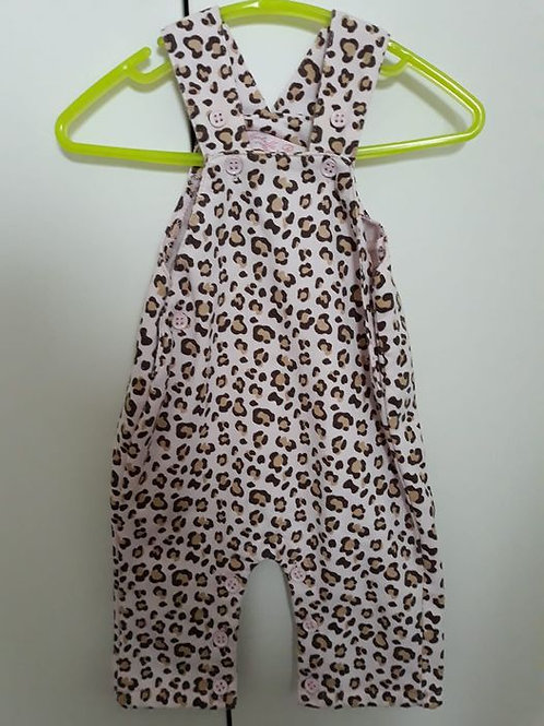 6-9 MONTH SOFT DUNGAREES